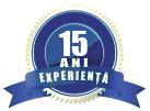 15 ani experienta